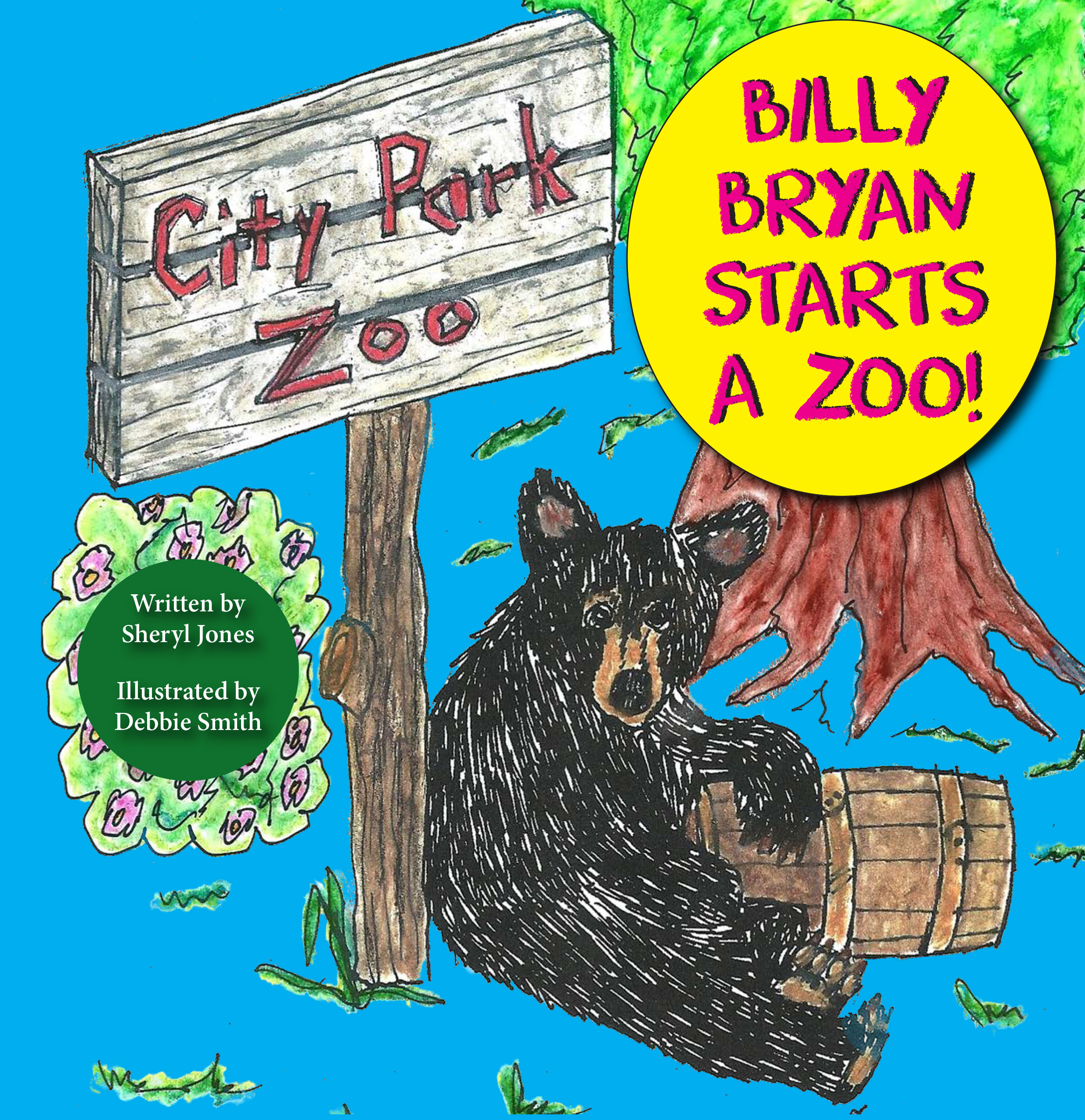 Billy Bryan Starts a Zoo! Image