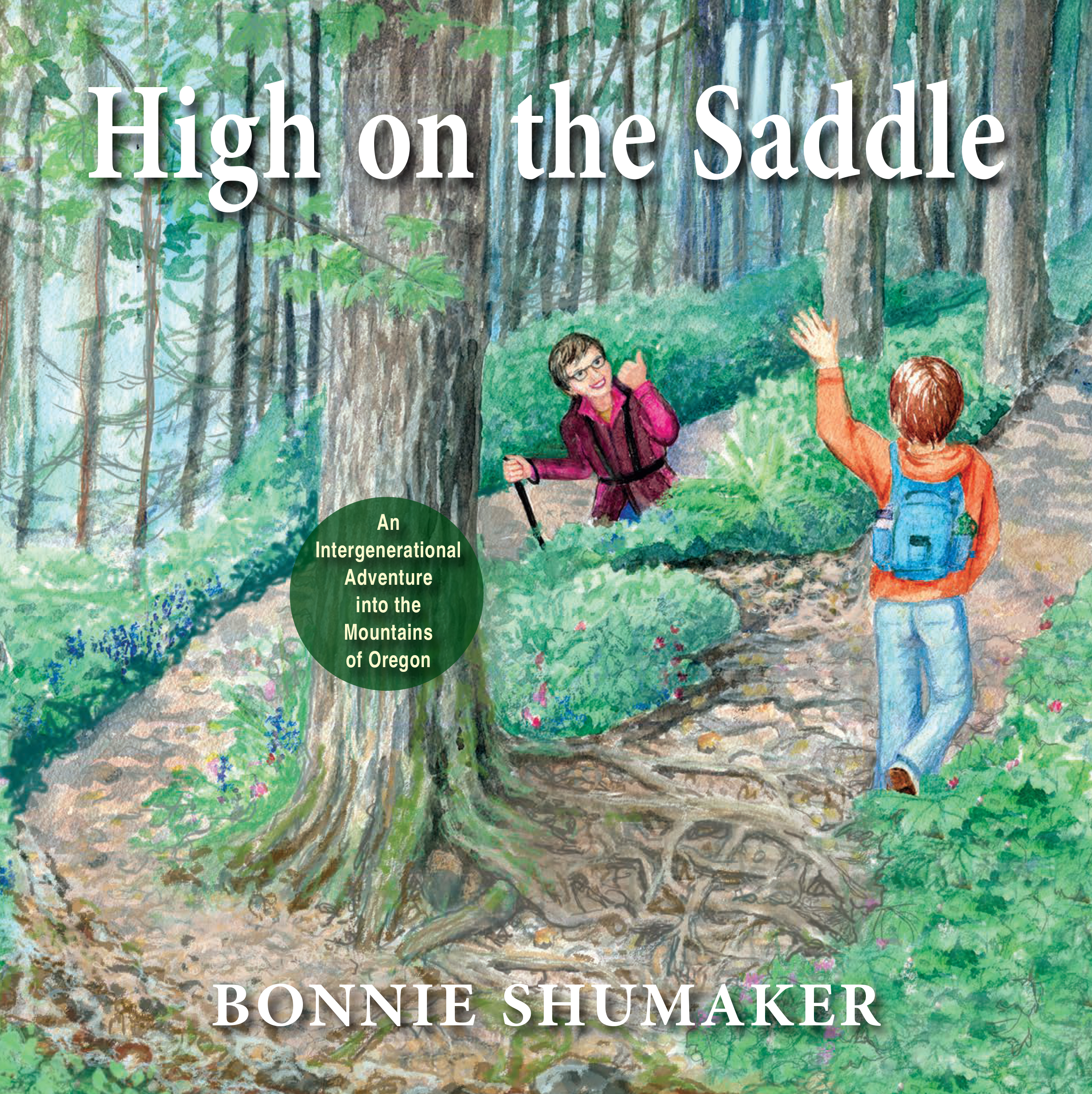 High on the Saddle Image