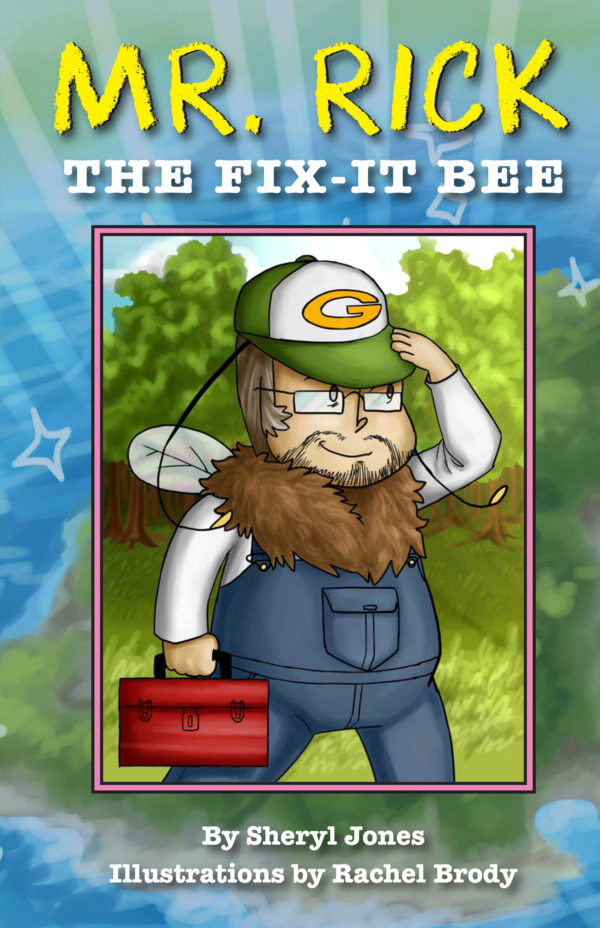 Mr. Rick: The Fix-It Bee Image