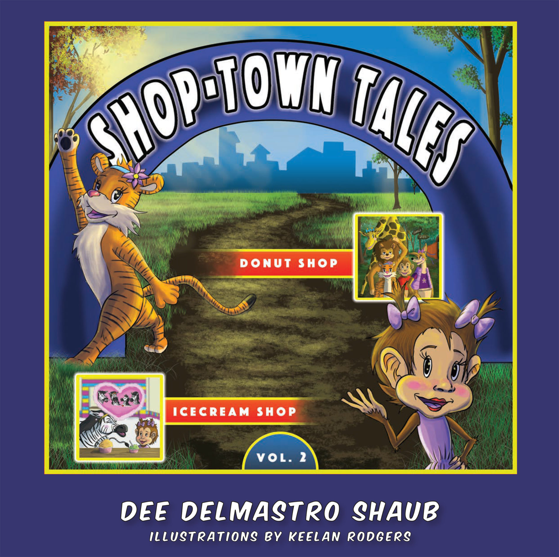 Shop-Town Tales: Volume 2 Image